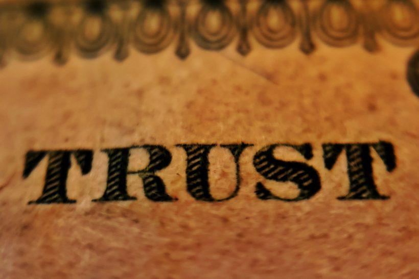 Όσοι σου δείχνουν εμπιστοσύνη όταν δε σου δείχνεις ούτε εσύ