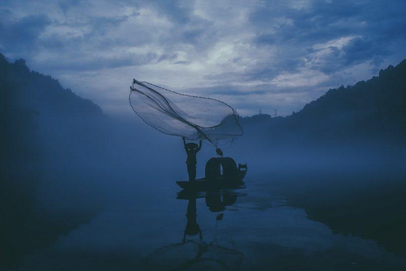 Το τέλειο ψάρεμα για να δεις τι είδους σχέση έχετε