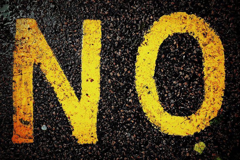 Επαγγελματική και προσωπική ζωή χτίζεις κυρίως με τα «όχι»