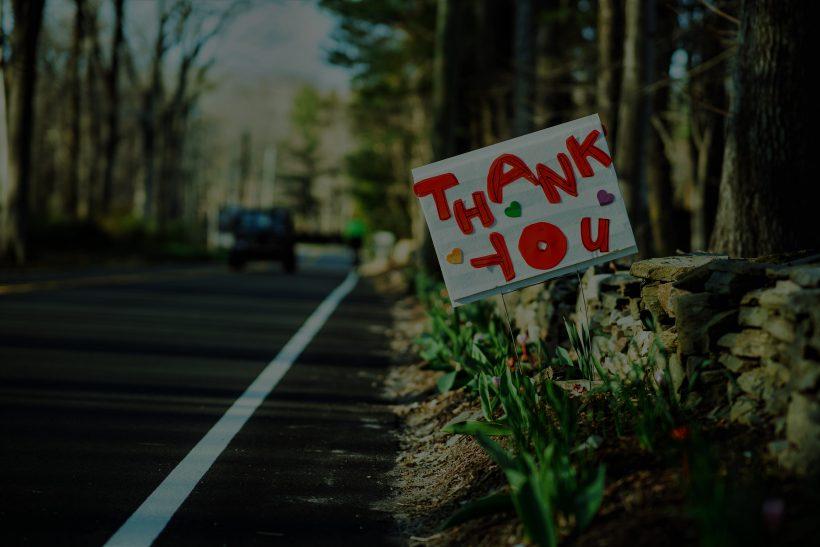 Καλή η ευγνωμοσύνη αρκεί να μη σε οδηγεί σε στασιμότητα