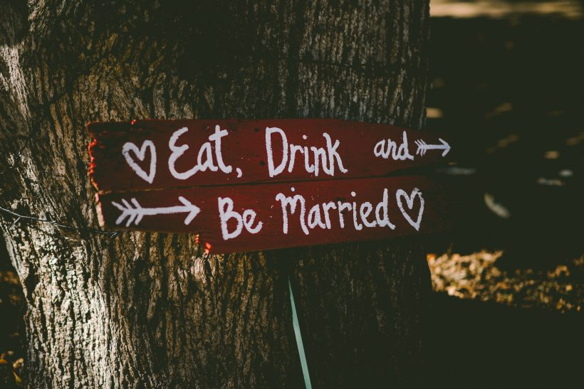 Ποιος είπε ότι υπάρχει κατάλληλη στιγμή να παντρευτείς;
