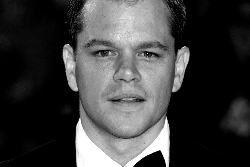 Men We Love | Matt Damon