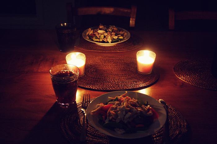 Το τέλειο δείπνο με το ταίρι σε σπίτι που δε μένεις μόνος