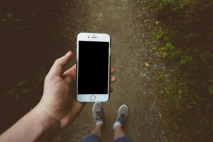 Δοκιμάζοντας το απόλυτο challenge με το κινητό σου