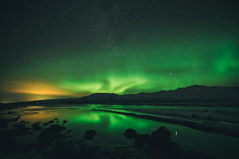 Ισλανδία: H γη της φωτιάς και του πάγου