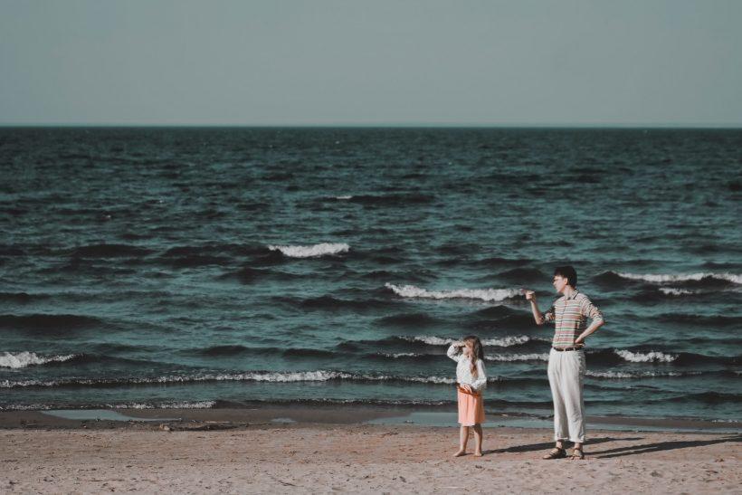 Ένας τρυφερός (ή μη) πατέρας καθορίζει τους συντρόφους που διαλέγουμε;