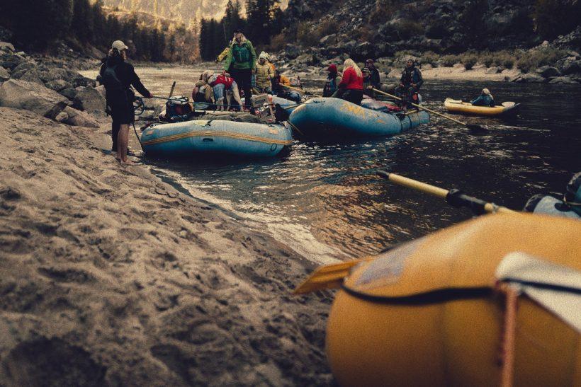 Όσα πρέπει να γνωρίζεις πριν την πρώτη σου επαφή με το rafting