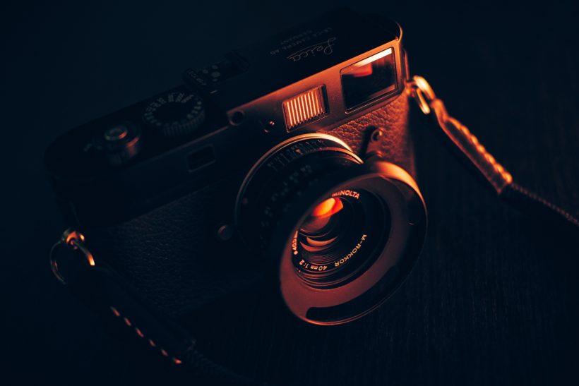 And so it begins: Η πρώτη φωτογραφική μηχανή