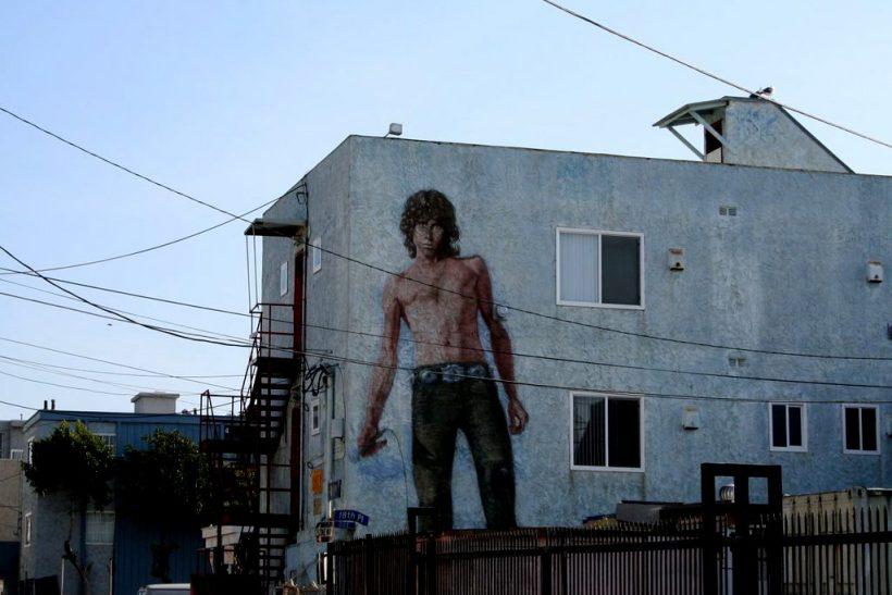 Ποιος ήταν πίσω από τα φώτα ο Jim Morrison των Doors;