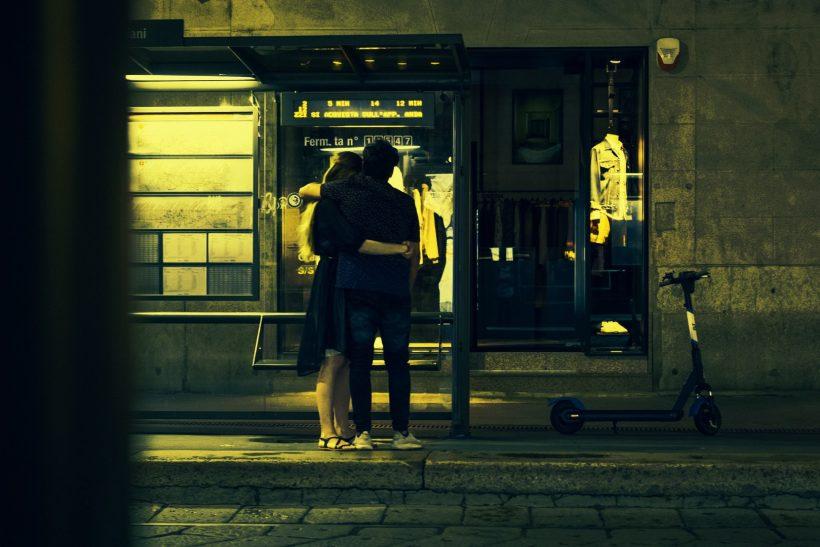 Στον έρωτα ζητάς να σε ψάχνει ο άλλος