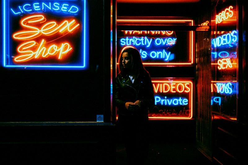 Η πρώτη επίσκεψη σ' ένα sex shop