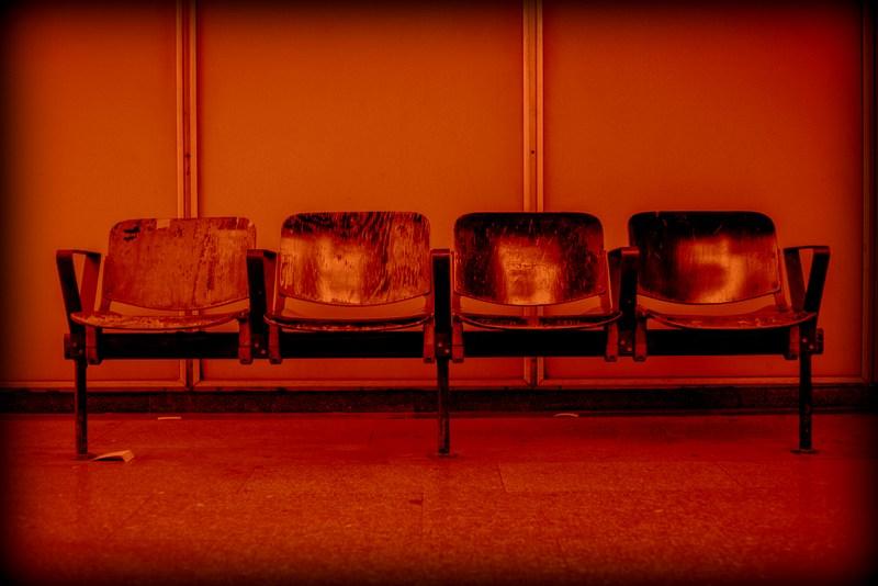 Το άγχος μη σε δουν στον προθάλαμο του ιατρείου
