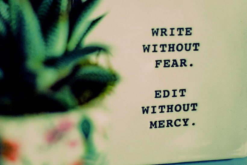 Για 'σας θα γράφουμε όσο κι αν δε θέλετε να σας εκθέσουμε!