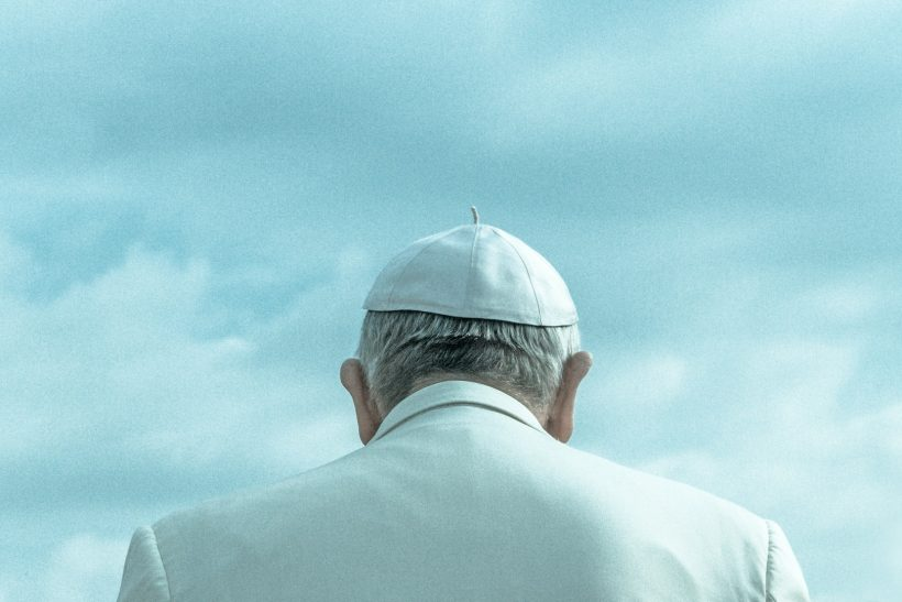 Επιστολή στον Πάπα Φραγκίσκο