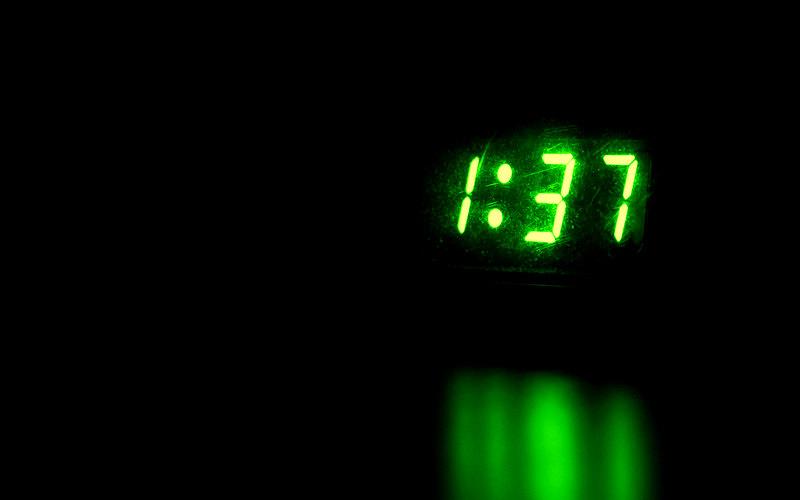Το «απομακρύνομαι μπας και ξυπνήσει» το λες και κακό σημάδι