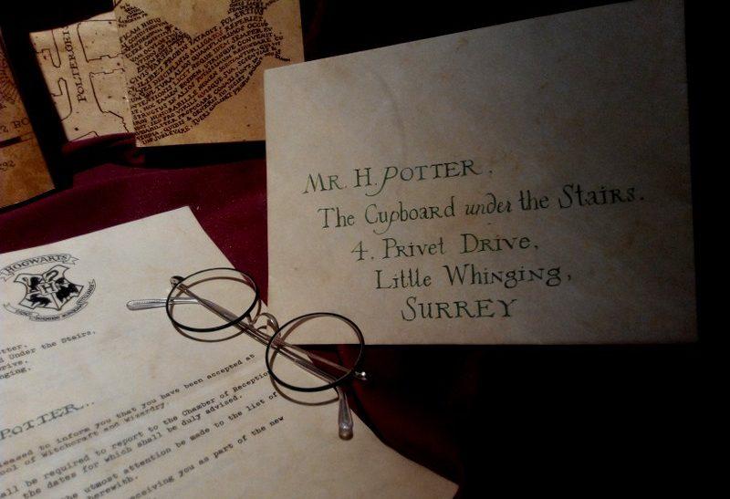 Μαθήματα που πήραμε απ' την ιστορία του Harry