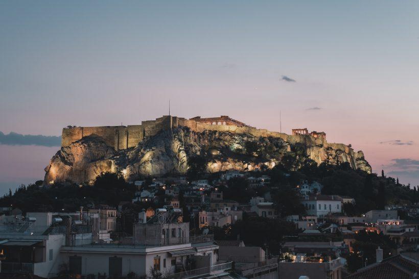 10 δρόμοι της Αθήνας για ρομαντικές βόλτες